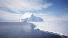 Aparece un nuevo continente perdido bajo la Antártida