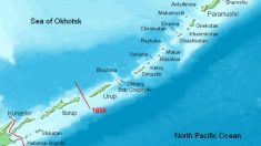 Cómo puede desaparecer una isla de Japón