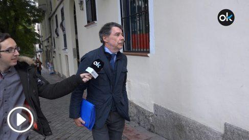 El expresidente de la Comunidad de Madrid Ignacio González ha vuelto al trabajo tras más de 200 días entre rejas