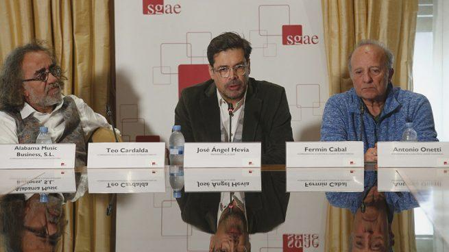 José Ángel Hevia, elegido nuevo presidente de la SGAE (Foto: EP)