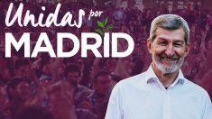 Imagen promocional de la lista 'Unidas por Madrid' la campaña de primarias de Julio Rodríguez.