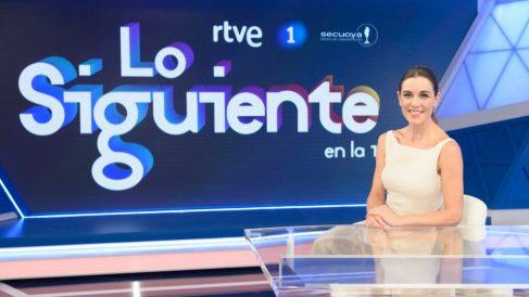 'Lo siguiente', el programa de Raquel Sánchez Silva en La 1 de TVE.