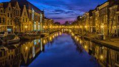 Holanda, uno de los países en los que se duerme más.