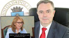 El rector de la Universidad Politécnica de Madrid, Guillermo Cisneros