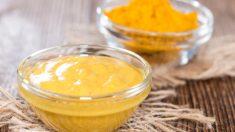 Receta de Salsa de curry y mango fácil de preparar