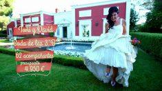 Toñi, ganadora del primer programa de 'Cuatro Weddings'