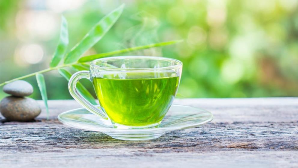 El té verde tiene muchos beneficios para la piel