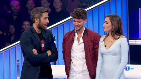 Carlos y Marilia se la juegan esta noche en 'OT 2018'.