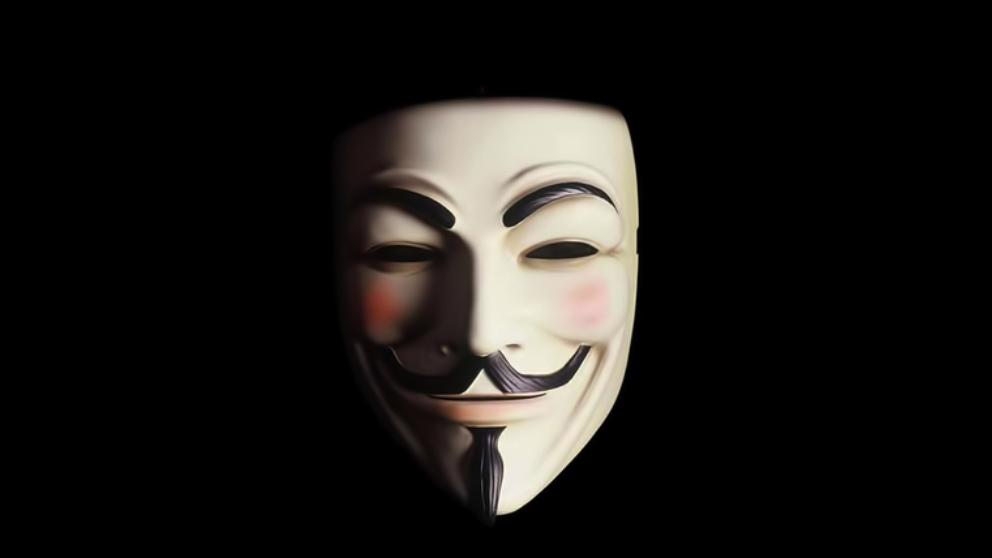 Conoce a Guy Fawkes