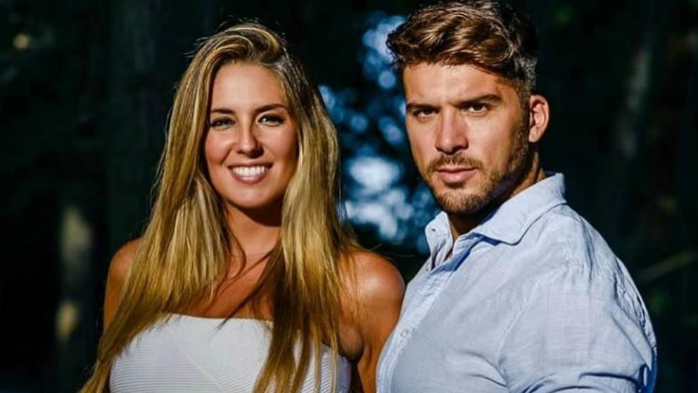 El deportista Cristian Toro y su chica, Susana Salmerón, felices con la llegada de su primer hijo