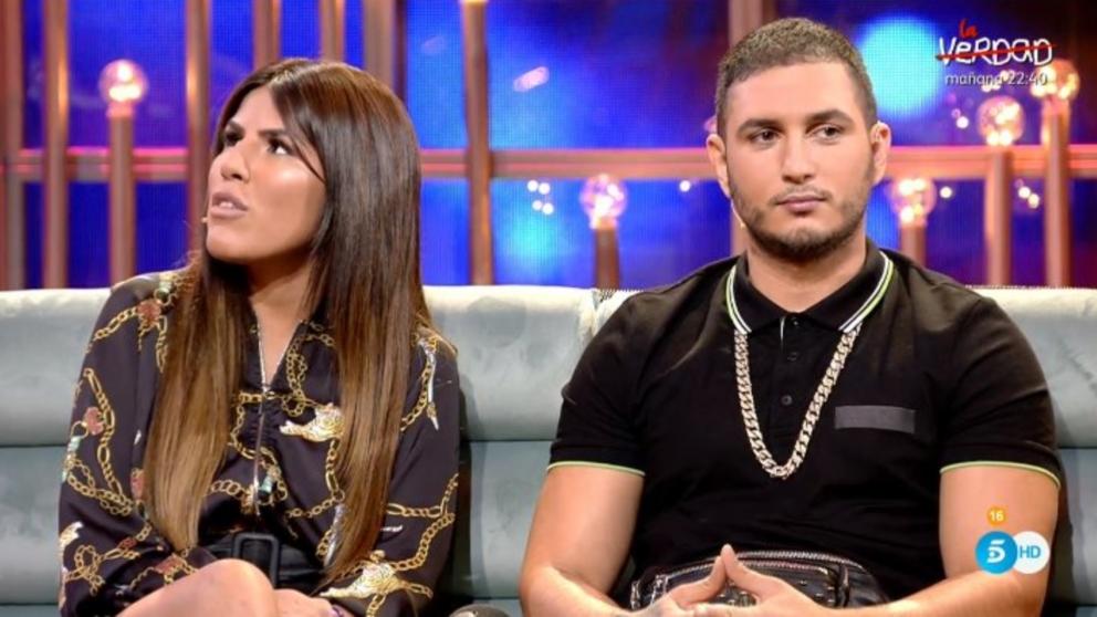 Omar Montes e Isa Pantoja en 'GH VIP 2018'