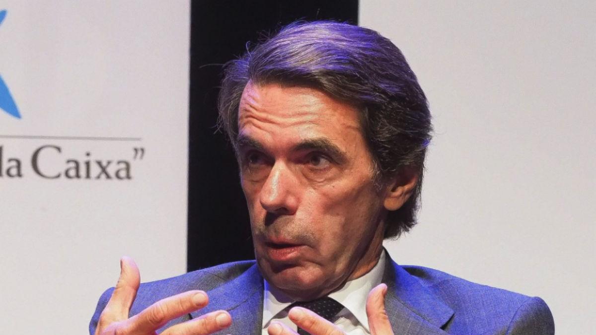 José María Aznar (EP).