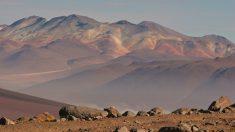 La lluvia en el desierto de Atacama acaba con su vida microbiana tras 500 años