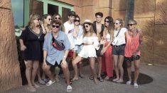 Dulceida, su familia y amigos se embarcan en 'Mad Travel Bahamas', nuevo formato de Mtmad