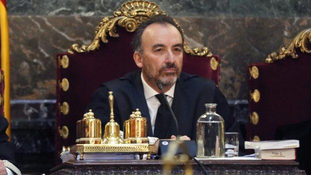 Manuel Marchena, magistrado del Tribunal Supremo.
