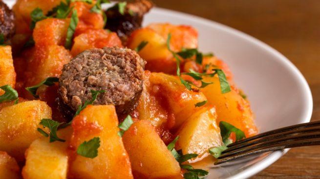 patatas a la navarra
