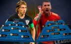 Croacia – España: la primera final de la era Luis se juega en Zagreb