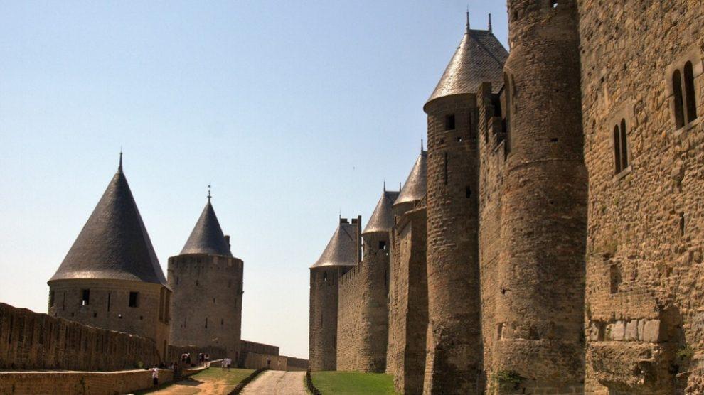 Carcasona, una de las más bellas ciudades medievales.