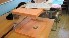 Una de las urnas en las que se decidirán los resultados de las Elecciones Andalucía 2018. Foto: Europa Press