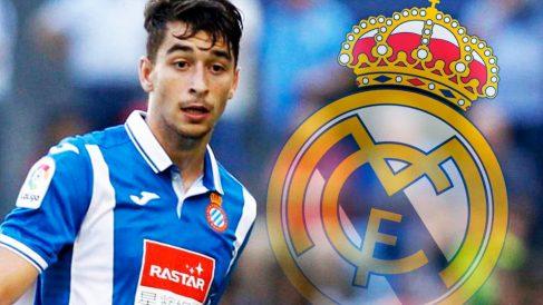 El Real Madrid sigue muy de cerca a Marc Roca.