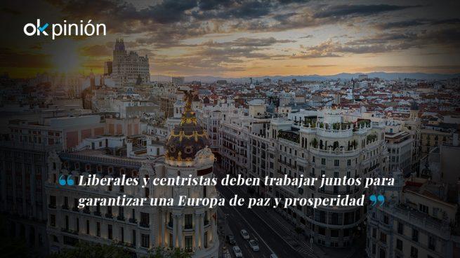 Madrid, capital liberal europea