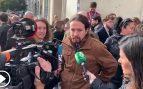 Iglesias obstaculiza un simulacro de evacuación del Congreso para dar un 'canutazo'