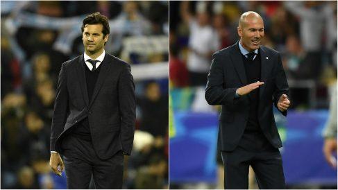 Las similitudes con la llegada de Zidane, invitan a pensar si Santiago Solari podrá repetir lo conseguido por el francés.