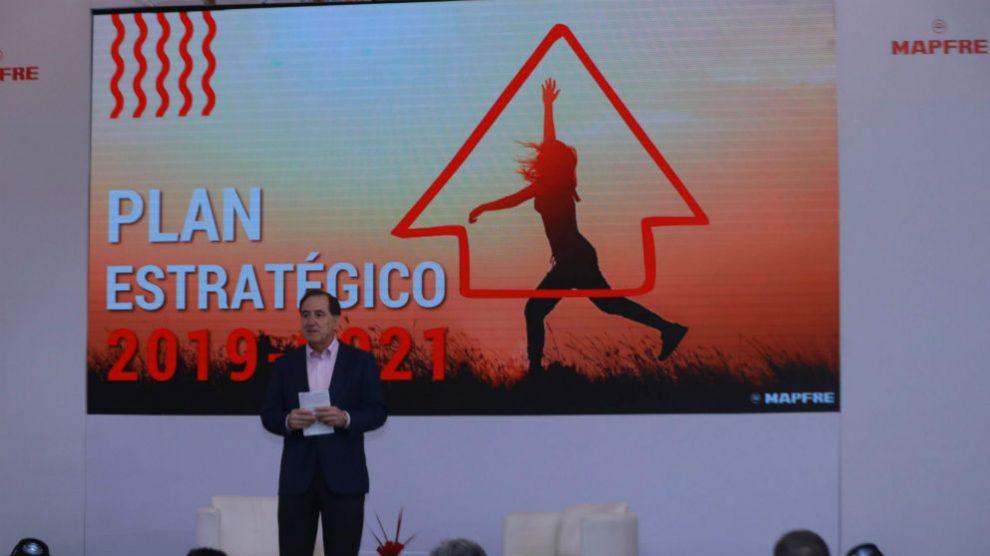 Antonio Huertas, presidente de MAPFRE (Foto: MAPFRE)
