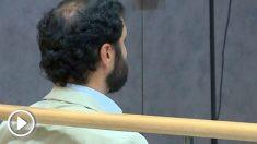 El denunciante del caso Gaztelueta que acusa a un profesor de abuso sexual. Foto: Europa Press