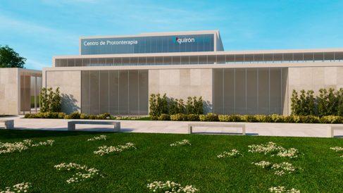 Quirónsalud concluirá en un mes las obras de su Centro de Protonterapia, que estará operativo el próximo año (Foto: Quirónsalud)