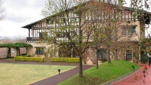 El colegio Gaztelueta de Bilbao, donde sucedieron los supuestos abusos sexuales.