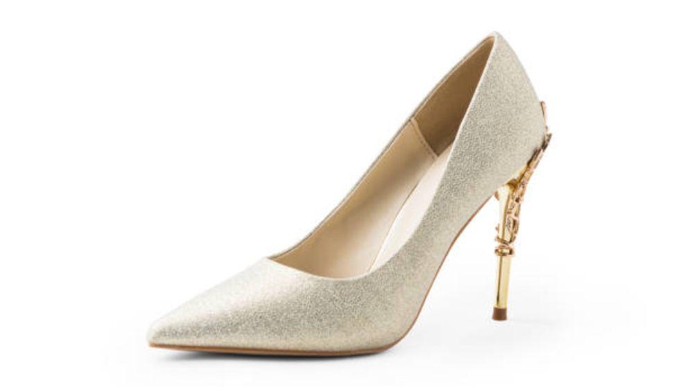 Ideas para poder decorar el tacón de un zapato