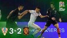 España necesita un empate entre Inglaterra y Croacia para estar en la Final Four de la Liga de Naciones.