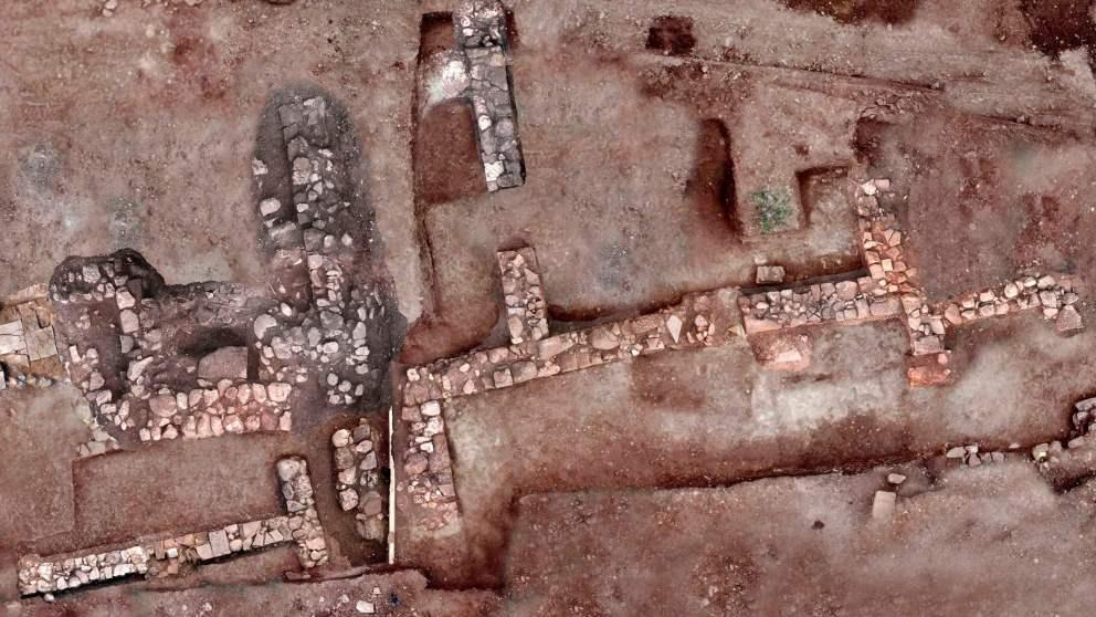 Hallada Tenea, la ciudad perdida fundada por prisioneros de la guerra de Troya
