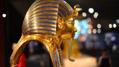 Una de las mascaras egípcias más veneradas.