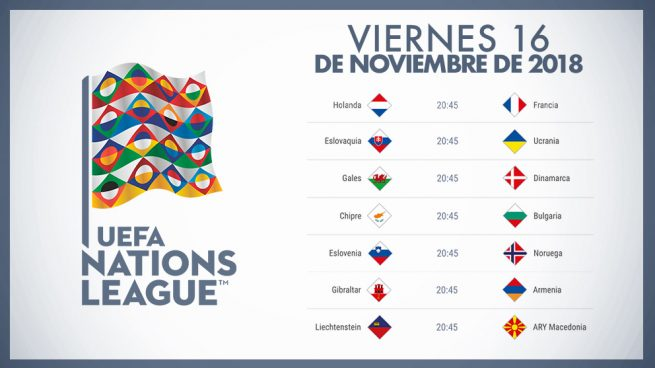 Nations League: Holanda le ganó a Francia y ¡descendió Alemania! - Somos Deporte