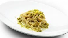 Receta de Pasta con pistachos fácil de preparar