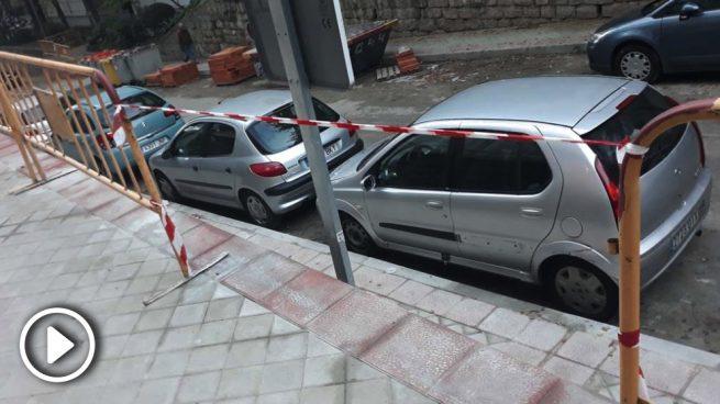 Vecinos del distrito de Moncloa reclaman por burofax a Carmena que les escuche antes de hacer obras