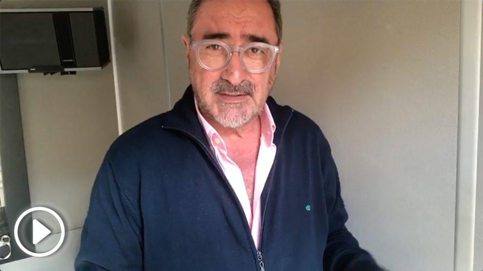 Carlos Herrera sobre las Elecciones Andalucía 2018 en su sección 'No sin mi palo selfie'