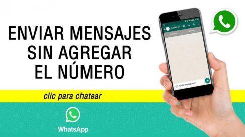 Clic para chatear es un truco de WhatsApp muy interesante