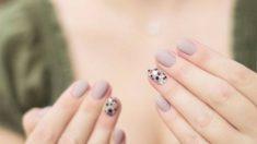 Los pasos para saber cómo hacer una manicura de uñas mate