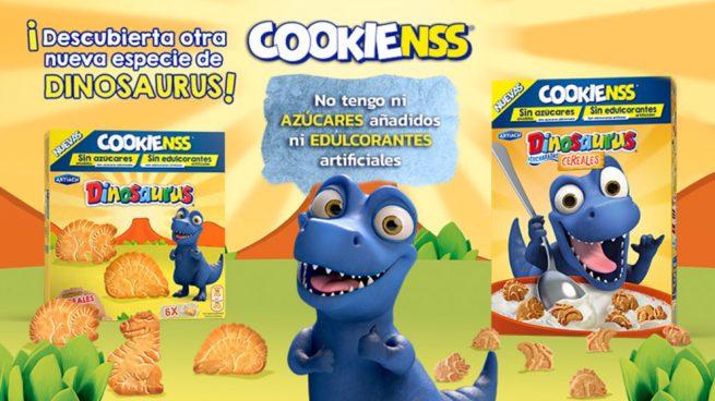 Dinosaurus Cookienss Las Primeras Galletas Sin Azucares Anadidos Ni Edulcorantes Artificiales Blog ideofugitivo no basado en el producto homónimo. dinosaurus cookienss las primeras