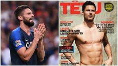 Giroud desveló una verdad incómoda del mundo del fútbol.