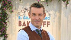 Jesús Vázquez en 'Bake off España', el nuevo programa de Mediaset.