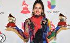 Rosalía se trae a España dos Grammy Latino gracias a 'Malamente'