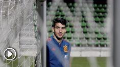 Marc Roca habló con OKDIARIO sobre su posible fichaje por el Madrid. (Paco Toledo)