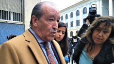 """El abogado del """"Rey del Cachopo"""", Javier Notivoli."""