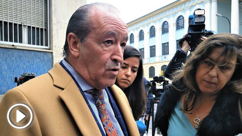 El abogado del «Rey del Cachopo», Javier Notivoli.