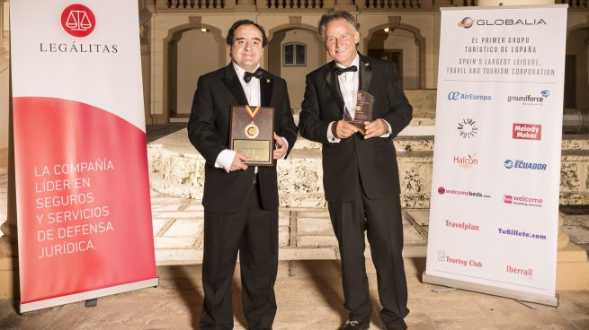 La Cámara de Comercio en EEUU premia a Hidalgo y a Legalitas entre llamadas a la unidad de España