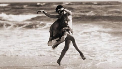 Isadora Duncan, una bailarina especial.